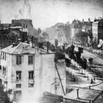 Photo paris 1839