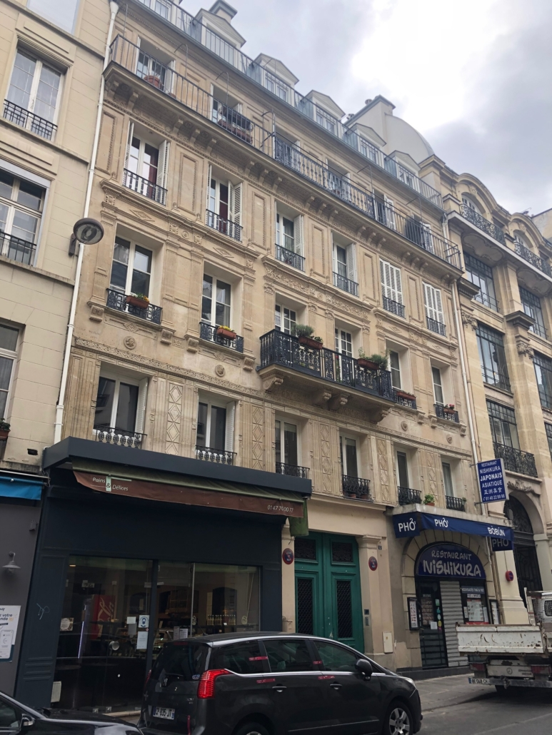 immeuble 1830